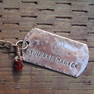 Jewelry: Hand-Stamped